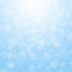 blue sunny sky background
