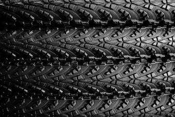 rubber wheel texture background