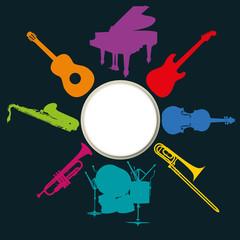 Instruments de musique - Festival
