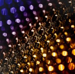 Knitting texture closeup