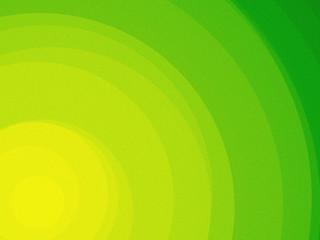 beautiful circular green bio grain background