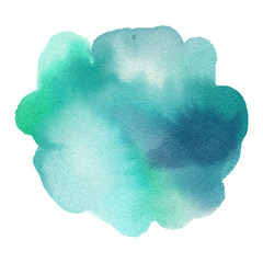 Abstract watercolor background for your design.