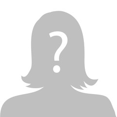 Profile picture - anonymous vector