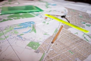 обзорные схемы и схемы расположения проектируемого участка объекта