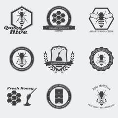 Bee emblems