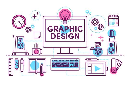 Illustration Graphic Design