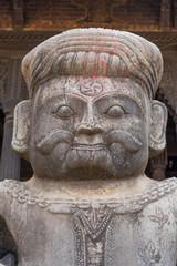 Stone statue at Bhaktapur city