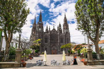 Church of San Juan Bautista, Arucas, Gran Canaria, Spain
