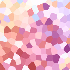 Abstract colorful voronoi mosaic wallpaper texture in vector