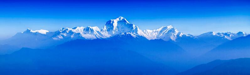 Sunrise at Himalayas