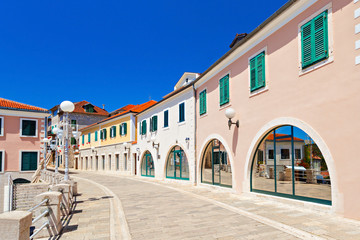 Keuken foto achterwand Tunesië Old Town, Montenegro
