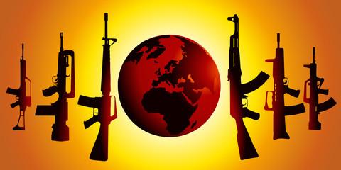 Armement - Vente - Fusils d'assaut