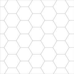 Geometry pattern hexagon