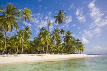 Dog Island, Comarca de Kuna Yala, San Blas Islands, Panama, Central America