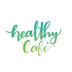 Organic shop logo,fresh food logo,green logo design with hand draw font.