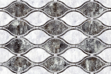 3D Pattern Background Abstract Seamless