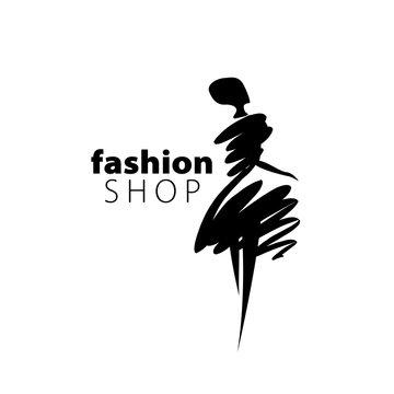 vector logo girls
