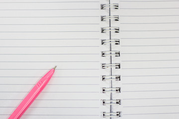 note book background
