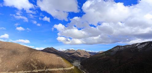 Top of Daocheng, Sichuan China