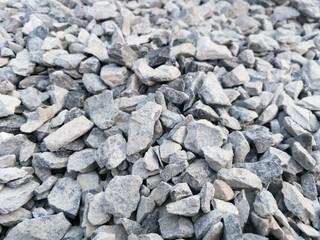 gravel, crushed stone, stone ,Stones Background Texture