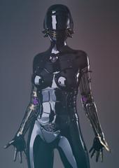 cyborg front
