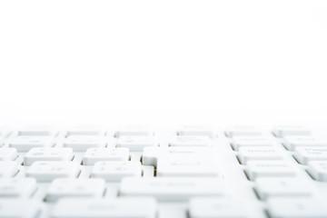 コンピューターのキーボード