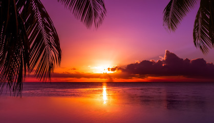 Tahiti Sunset