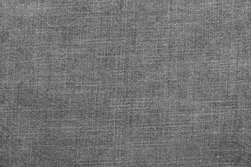 textured background from denim of gray color