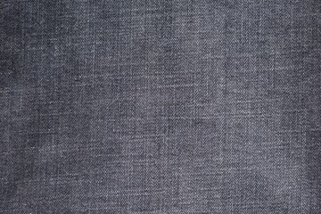 textured background from denim of dark color