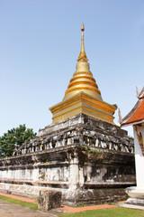 Giant golden pagoda