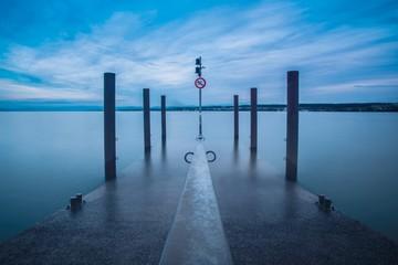 Konstanz Bodensee Steg