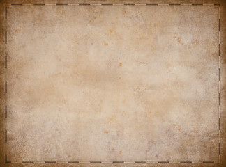 Old pirates treasure map background