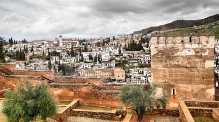 Wall Mural - Granada