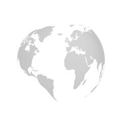 Wall Mural - Earth icon