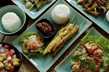 Cambodian food, Siem Reap area, Cambodia, Indochina, Southeast Asia, Asia
