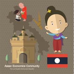 Asean Economics Community(AEC)Laos
