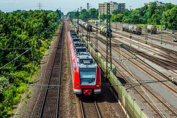 Dormagen - S-Bahn