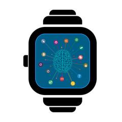 Smart watches brain