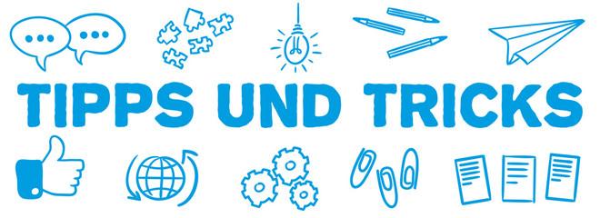 Stick Figure Series Banner Blue / Tipps und Tricks
