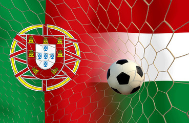 Soccer Euro 2016 ( Football )  portuguese and Italy