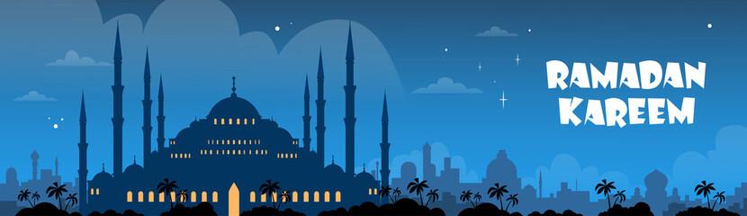 Mosque Ramadan Kareem Muslim Religion