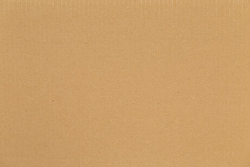 Detailed cardboard texture with slightly visible vertical lines. Evenly lit blank surface. Ideal for render textures.