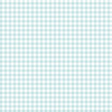 Seamless gingham pattern. Vector illustration.