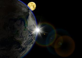 Galaxy 宇宙空間イメージ