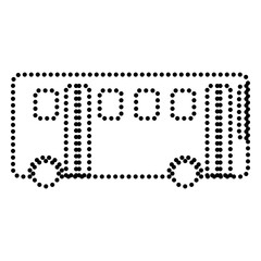 Bus simple sign