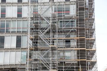 building construction frame