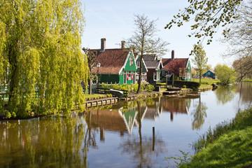 Holland, Zaanse Schans, Landschaft