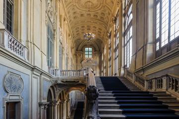 Torino, scalinate storiche