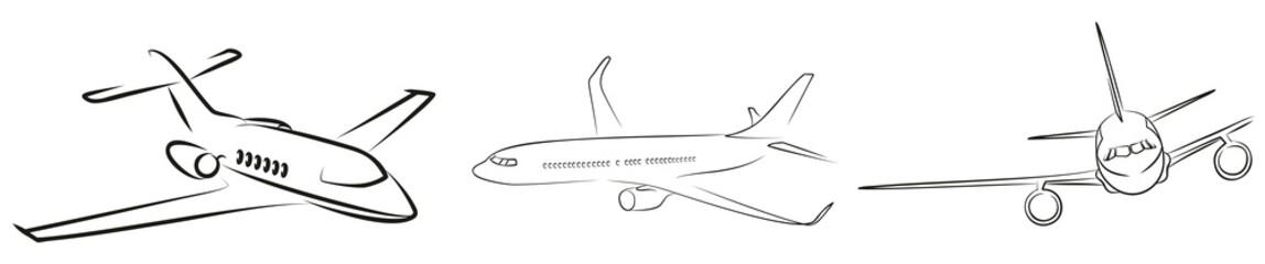 Набор самолетов