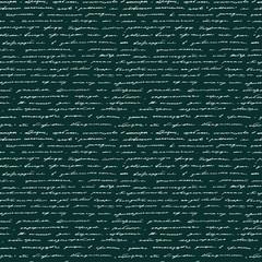 Seamless Handwriting Text